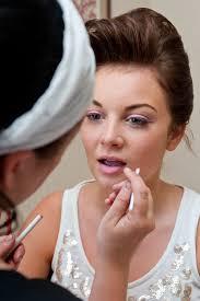 professional makeup lesson