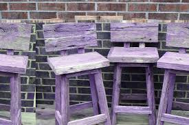 best diy bar stools with backs rustic