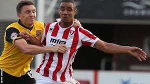 Byron Harrison: Chesterfield sign Cheltenham striker - BBC Sport