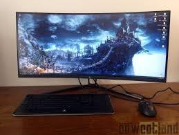 Test écran Gamer Fox Spirit PGM340 (34 pouces, 1440p, FreeSync) - Ecrans,  moniteurs
