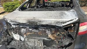 windshield repair sparks fire destroys