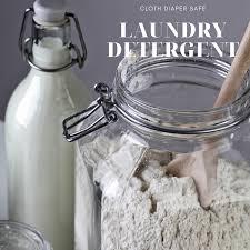 laundry detergent cloth diaper safe