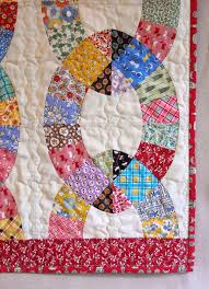 Ivan And Lucy Chain Link Quilt Finished Link Quilt Quilts Twin Quilt Size