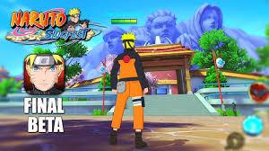 Naruto: Slugfest - Final Beta Gameplay (Android/IOS) - YouTube