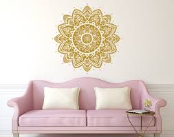 Decal House Mandala Wall Decal Reviews Wayfair