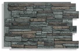 24 x36 faux stone wall paneling