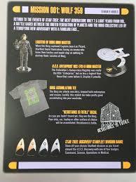 Full Star Trek Mission Crate Spoilers Lootcratespoilers
