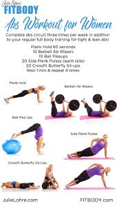 ab workouts for women best ab