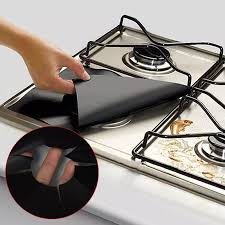 1pc glass fiber gas stove protectors