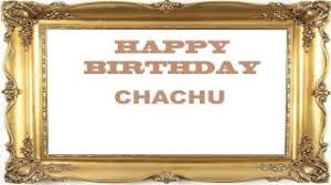 birthday chachu