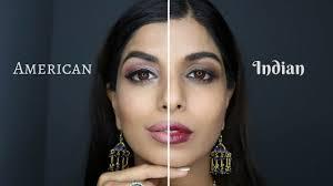 american indian makeup tutorial