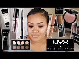 s needed to do full face makeup
