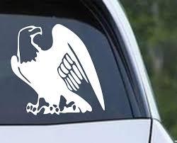 Bald Eagle Die Cut Vinyl Decal Sticker Decals City