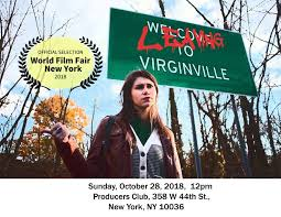 """Melissa Whitely on Twitter: """"The cast and crew of """"Leaving Virginville"""" are  honored to be screening as part of the World Film Fair. #WorldFilmFair  #LeavingVirginville #FaithGoestotheFair #WhiteLyteProductions  https://t.co/jtpdXDKRgl… https://t.co ..."""