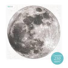 Moon Stars Wall Sticker Koko Kids