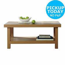 stratford chunky coffee table