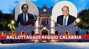 Ballottaggio Reggio Calabria in tempo reale. Falcomatà travolgente.  Minicuci prende meno voti del primo turno (Aggiornamento alle 17.39) -  strill.it