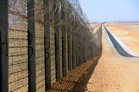 Egypt Israel Barrier Wikipedia