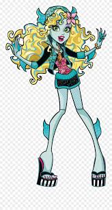 monster high characters lagoona blue