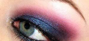 rock n roll rocker makeup look