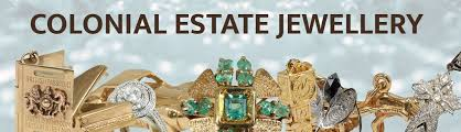 colonial estate jewellery colonial