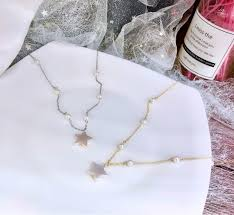 hot selling star pendant necklaces