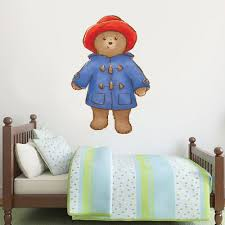 Official Licensed Football Entertainment Wall Stickers Paddington Characters The Beautiful Game
