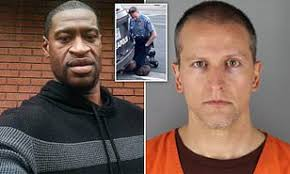 Minneapolis cop Derek Chauvin asks judge to dismiss his murder charges in  the death of George Floyd | Daily Mail Online