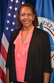 Official Portrait - Ms. Jo Linda Johnson | FEMA.gov
