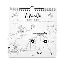 Vakantie Puzzel Doeboek Zoedt Kunstzinnig Kado En Woonwinkel