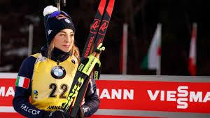 Mondiali biathlon - Olsbu Roeiseland d'oro nella sprint femminile ...