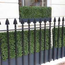 Artificial Hedge Boxwood