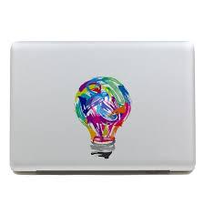 Shop Geekid Macbook Decal Sticker Partial Decal Macbook Pro Decal Macbook Air Decal Colors Apple Sticker Mac Retina Decals Stickers Online From Best Laptop Accessories On Jd Com Global Site Joybuy Com