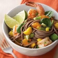 Ginger Shrimp & Vermicelli Salad Recipe ...