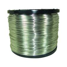 Aluminum Wire 12 1 2 Gauge Electric Fence 1 4 Mile Heavy Duty Outdoor Livestock Isp Paris