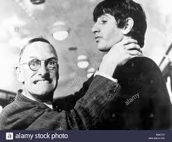 """Scene with Ringo Starr (right) from the English feature film """"Yeah, Yeah,  Yeah"""", director: Richard Lester, original title: """"A Hard Day's Night Stock  Photo - Alamy"""