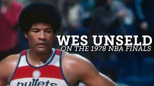 Top 5 moments from Wes Unseld's career   RSN