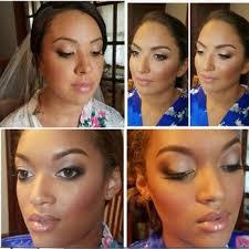 bridal salon featuring ct makeup artist