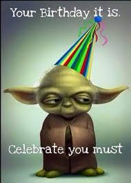 yoda birthday happy birthday meme birthday wishes funny