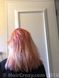 hair breakage and bleaching problem