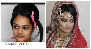 stan asian bridal wedding makeup