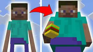 STEVE FAT in Minecraft PE ...