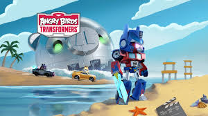 Angry Birds Transformers MOD APK 1.51.1 (Unlimited Money) Download