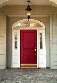 front door paint colour