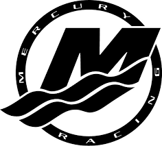 Mercury Racing Decal Sticker 15