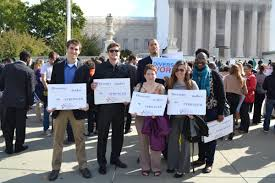 Fisher v. University of Texas Rally Showcases Support for Affirmative  Action - People For the American Way