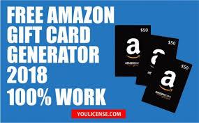 free amazon gift card generator no