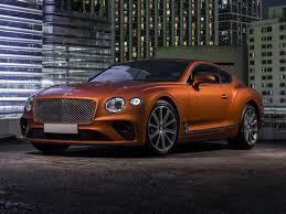 2021 Bentley Continental GT Specs, Price, MPG & Reviews | Cars.com