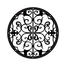 Stiles Porthole Fence Gate Accent The Home Depot Canada
