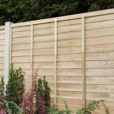 Decorative Fences Garden Outdoors 6ft X 5ft Waney Larch Overlap Fence Panels In Stock Ready To Go 1 83m X 1 5m Total Sheds 6x5